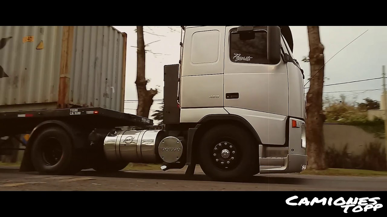 Especial Volvo FH Barba/ Grupo Camiones Topp