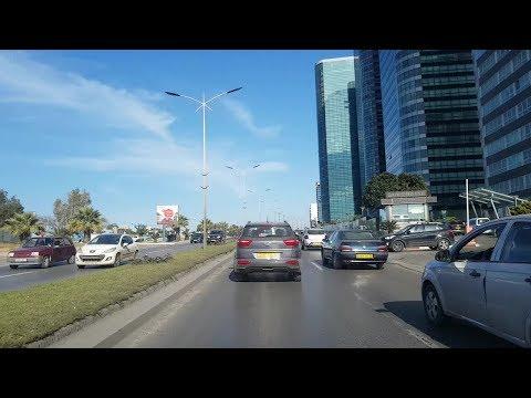 Driving in oran Algérie 16 02 2019 وهران الجزائر