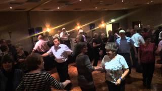 Da fustra Shetland dance club postie