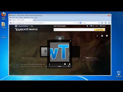 How to Change Your Yahoo Avatar
