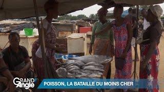 [Grand Angle] Côte d'Ivoire: Le poisson, la bataille du moins cher