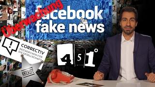 451 Grad || Correctiv | Die Facebook-Polizei im Check || 17