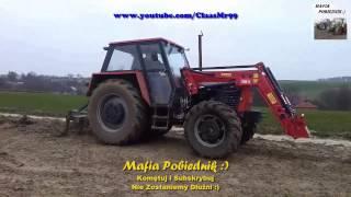 INTRO 2015 !!! Mafia Pobiednik :) Traktory W Błocie. Ryk Śilnika. Wpadki. Intro Rolnicze.