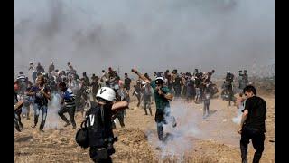 إسرائيل تقتل فلسطينيين اثنين شمال غزة