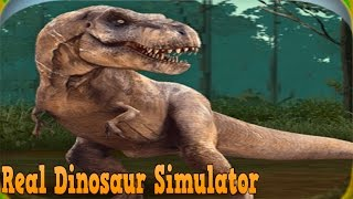 Real #Dinosaur #Simulator  PT Game Studio #Simulation - Itunes/Android