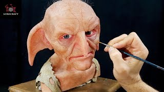 Kreacher Sculpture Timelapse - Harry Potter