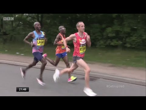 Great Manchester Run 10k 2017 Full Race (Dibaba, Ritzenhein, Lagat, Kipsang)