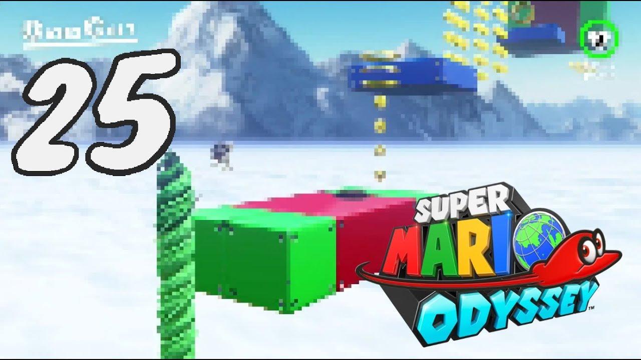 Super Mario Odyssey Germanblind Part 25 Leicht Verpixelt
