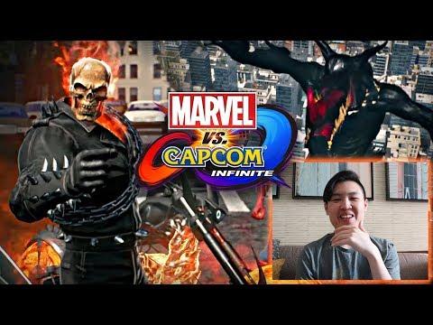 Marvel vs. Capcom: Infinite -