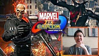 """Marvel vs. Capcom: Infinite - """"Full"""" Story Trailer [REACTION] SUBSC..."""
