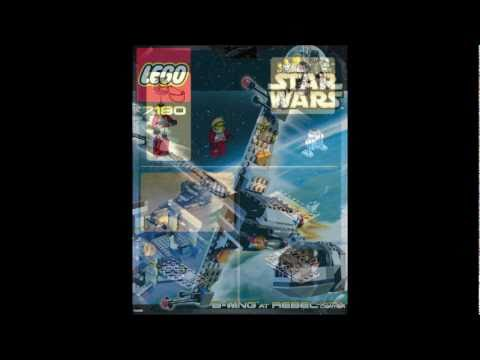 Lego Star Wars Instructions How To Build A B Wing At Control Center