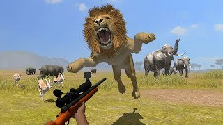 Download Video Wild Safari Hunting 3D (by Wild FootGames) Android Gameplay [HD] MP3 3GP MP4