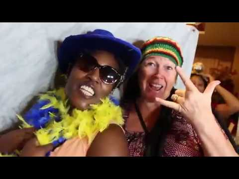JetBlue - Spirit of Barbados MegaFam 2016