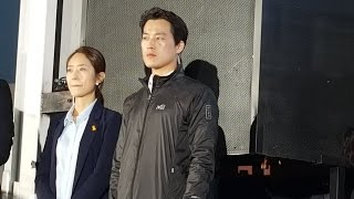 Video South Korean president's 'Hot Bodyguard' face of new government's 'Handsome Brigade' download MP3, 3GP, MP4, WEBM, AVI, FLV Mei 2018