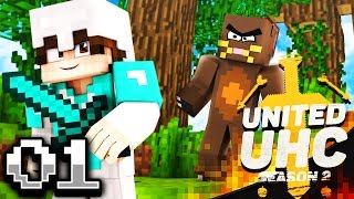 Mistakes Were Made... (Minecraft United UHC S2: E1)