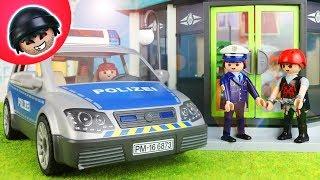 Kevin wird verhaftet! Playmobil Polizei Film - KARLCHEN KNACK #143