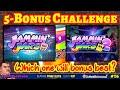 JAMMIN' JARS 2 vs JAMMIN' JARS - 5 Bonus Challenge. Which slot will bonus best?