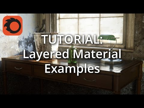 TUTORIAL: LayeredMTL Examples (3/4: Engraved Glass)