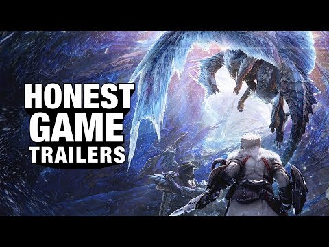 Honest Game Trailers | Monster Hunter World: Iceborne