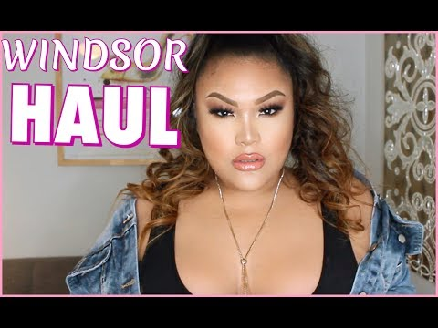 LIIT Windsor try on haul