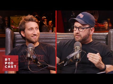 Rooster Teeth Video Podcast: Ep. 445 - Sir Gavin of Business Class