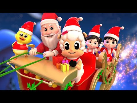 Thumbnail: Jingle bells jingle bells | Xmas songs | Christmas songs for children | Christmas carol