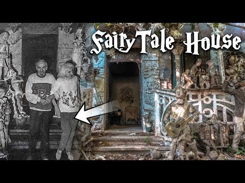 The Abandoned FAIRY TALE House Of Alice And Nelly: A World Of Fantasy (INCREDIBLE STORY)