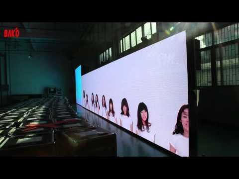 Shenzhen BAKO Outdoor SMD P8  LED Display