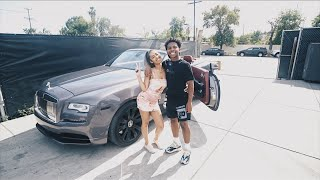 SURPRISED MY GIRLFRIEND WITH A BRAND NEW ROLLS ROYCE!
