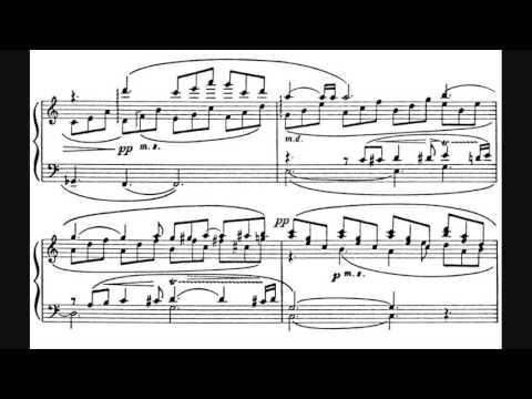 Sergei Prokofiev - Piano Sonata No. 4