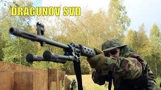 AIRSOFT WAR MG42 & DRAGUNOV SVD The Fort, Scotland