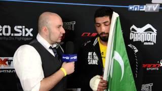 Ismail Cetinkaya: Ich finde es schön ein MMA-Kämpfer zu sein, lebendig zu sein!