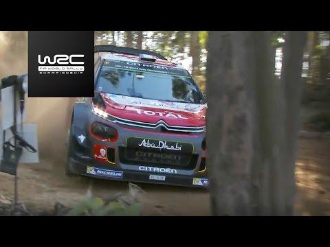 WRC - Vodafone Rally de Portugal 2017: Shakedown Highlights