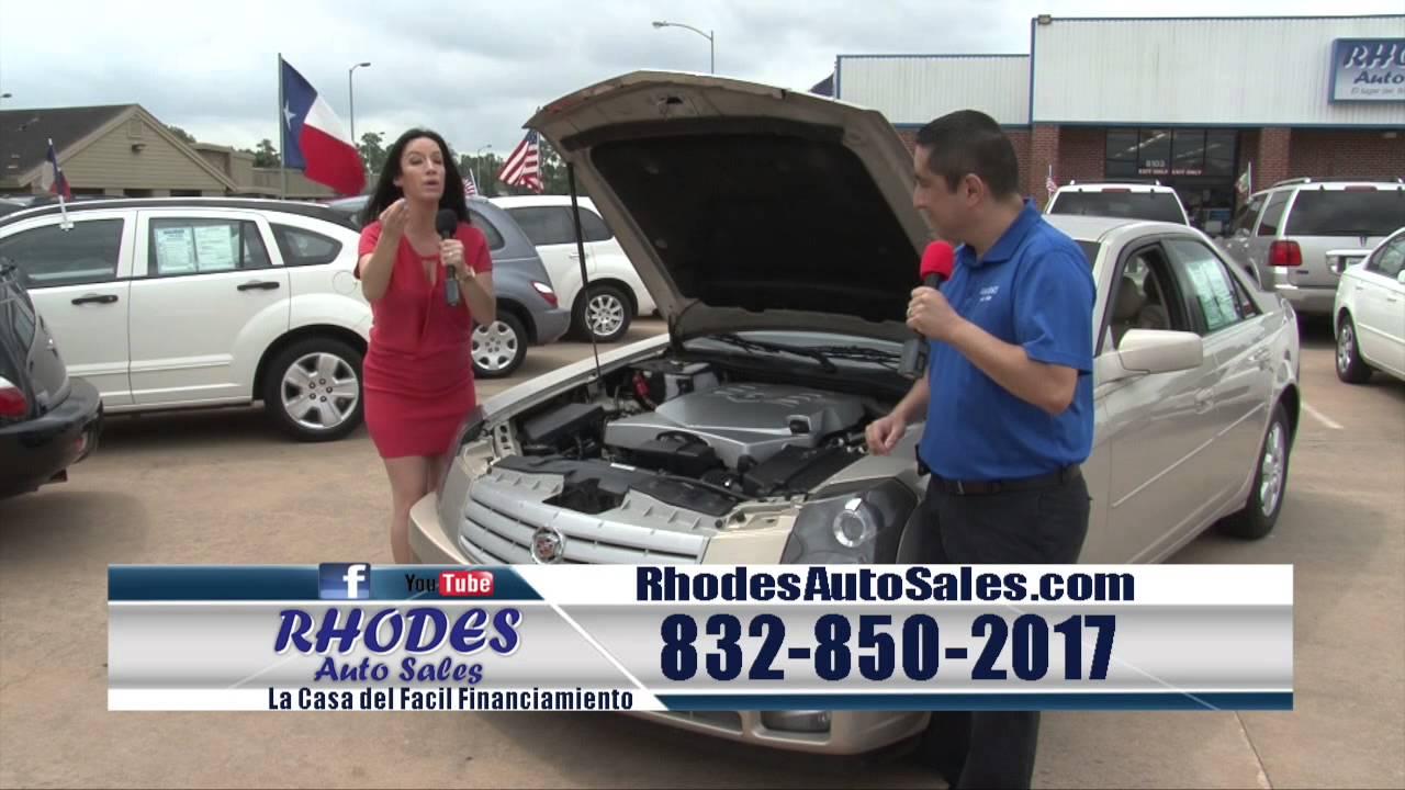 Rhodes Auto Sales