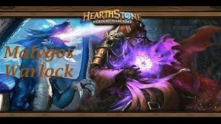 Hearthstone топовые колоды Malylock Malygos Warlock