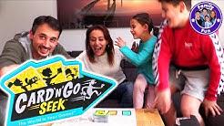 Wir spielen CARD'n'Go das lustige Spiel für die ganze Familie | FAMILY FUN