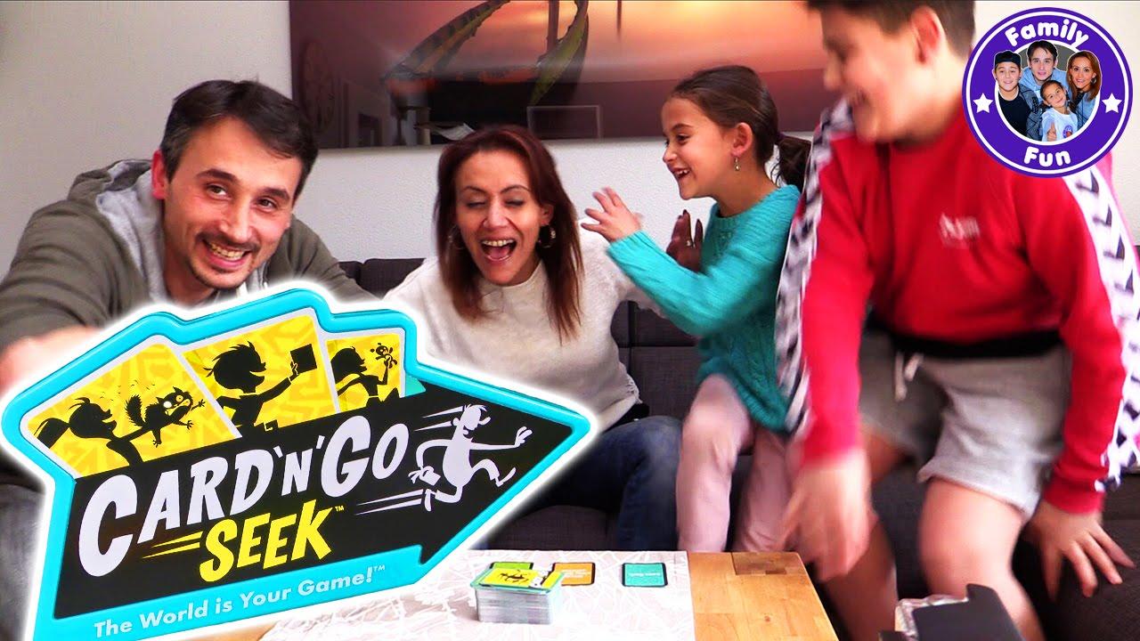 Family Spiele