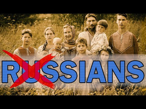 Russians are NOT Slavs?