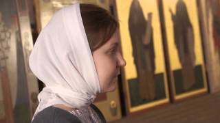 видео Храм Святителя Тихона при въезде в город Московский