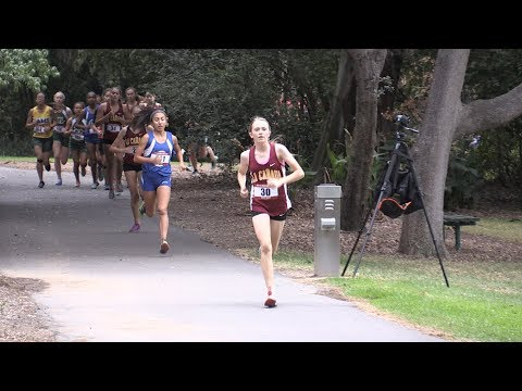 2017 XC - Rio Hondo League Finals (Varsity Girls)