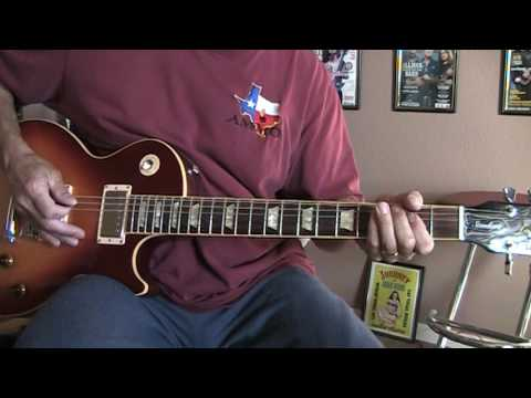 Pearl Necklace - ZZ Top (Guitar Cover) - YouTube