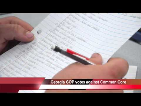 Why Georgia Republicans want to dump the Common Core