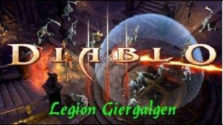 Diablo 3 - #025 - Legion Giergalgen - Hardcore / Hardmode Zauberin |Kommentiert / Facecam|
