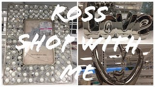 ROSS | SHOP WITH ME | FURNITURE AND DECOR