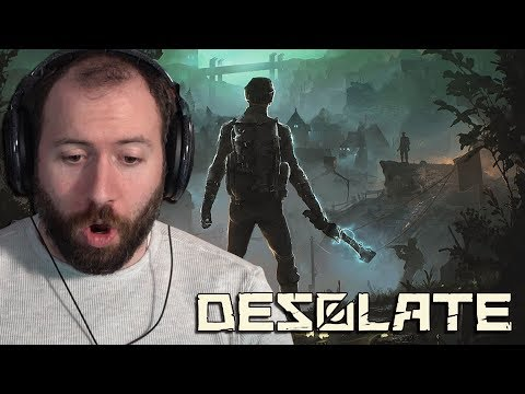 A NEW SURVIVAL HORROR GAME? | Desolate Part 1