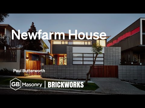 Built With Brickworks | Paul Butterworth Architect | Newfarm