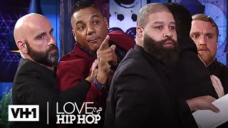Rich Dollaz Charges at Safaree | Love & Hip Hop: New York