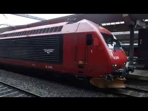 Oslo Central Railway Station オスロ中央駅