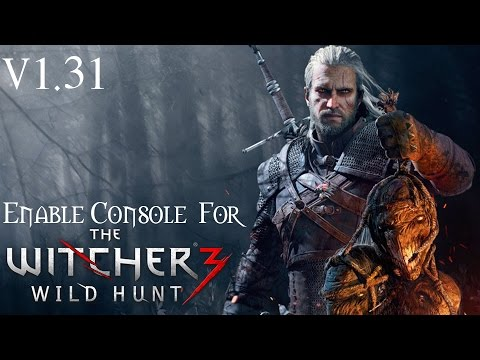 witcher 3 mod debug console enabler mod tutorial doovi. Black Bedroom Furniture Sets. Home Design Ideas