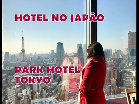 HOTEL NO JAPÃO - PARK HOTEL TOKYO